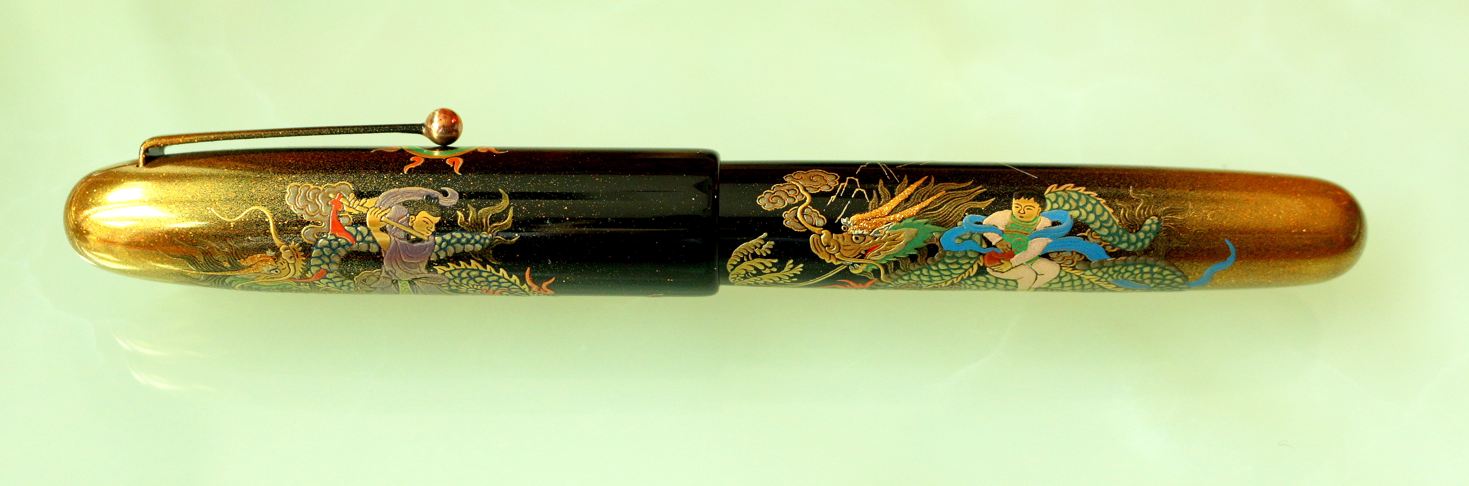 Namiki Double Dragon Millenium Pen