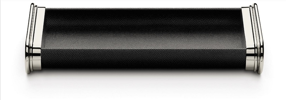 GRAFVONFABERCASTELL_DeskAccessories_Pen_Tray_Black