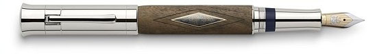 Graf von Faber Castell Caucasian NutWood Fountain Pen Of The Year 2010