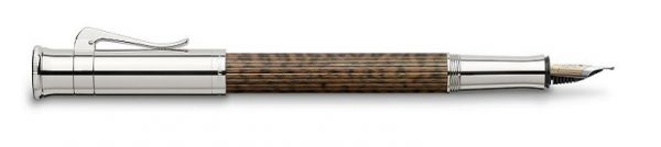 Graf von Faber Castell Limited Edition Snakewood Fountain Pen For Sale