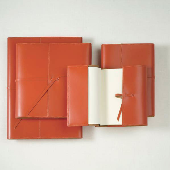 HANDCRAFTEDITALIANLEATHER_Leather_Notebook_with_String_Refillable
