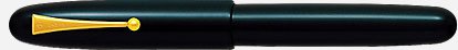 Urushi Black Fountain Pen