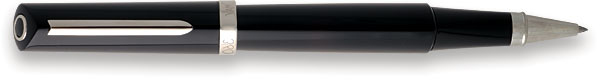 OMAS_New360Collection_2007_Black_Rollerball