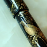 Chinkin Pheasant on Namiki Limited edition