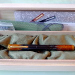 Packaging of TACCIA Autumn Brushes Reserve Raden Limited Edition