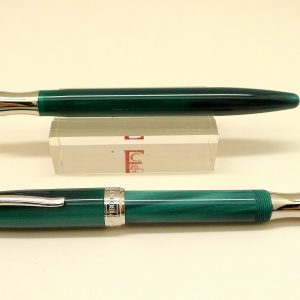 Pearly Green Calligraphy Pen Set