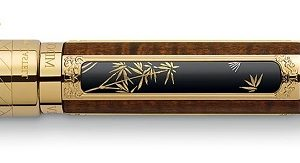 Graf von Faber Castell Limited Edition Pen of Year 2016 Gold plated Rollerball