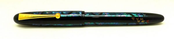 Namiki Yukari Nightline Moonlight Raden Fountain Pen