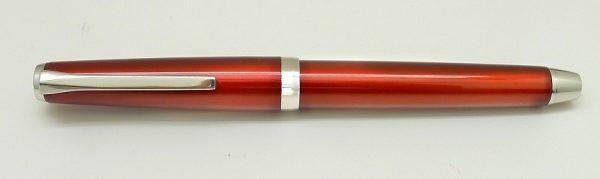 Red colour Pilot Falcon Fountain Pen