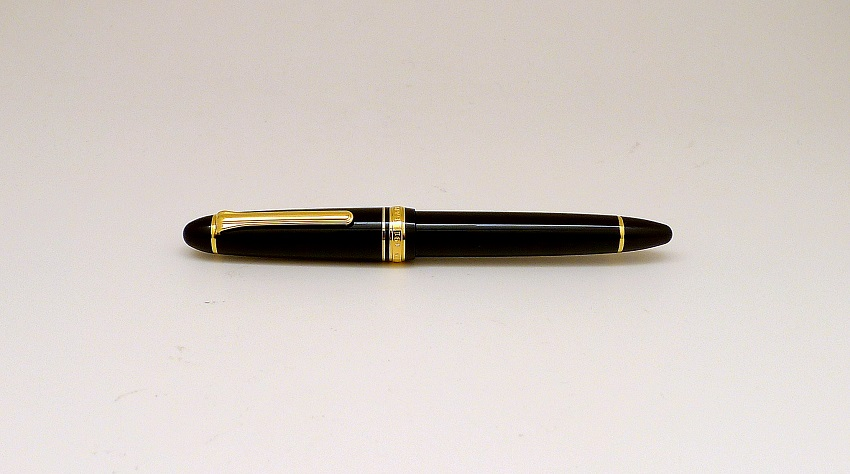 Sailor pen fitted with a Naginata Togi nib