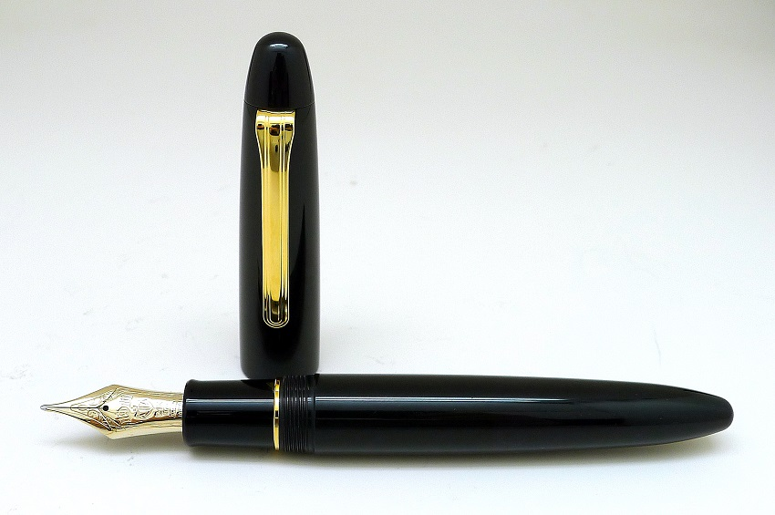 Sailor King of Pens Naginata Cross Point Nib