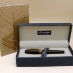 Montegrappa Heartwood Wood Fountain Pen