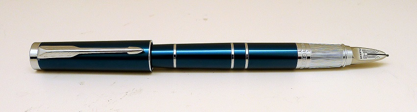 Parker Ingenuity Teal 5th Pen