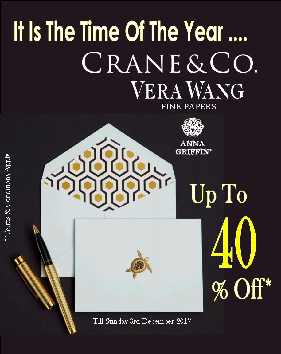 Fine Paper made of cotton by Cranes paper