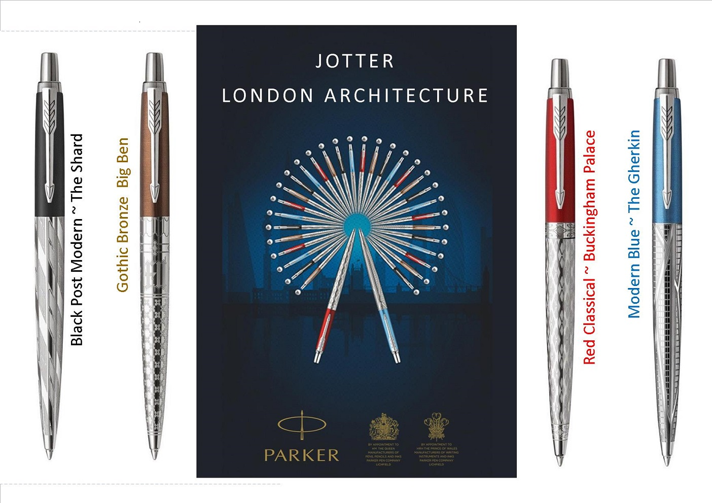 Parker Jotter Special Edition 2017