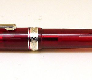 Platinum Shungyo Fountain Pen of 3766 collection