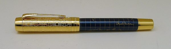 Parker Duofold Limited Edition The Craft Travel Fountain Pen