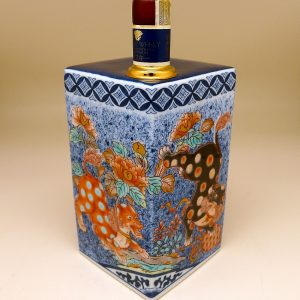 Suntory Whisky Arita Porcelain Square Bottle
