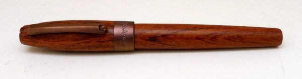 Montegrappa Heartwood Pear Wood Rollerball Pen