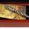 Montegrappa Limited Edition Pirates Silver Fountain Pen