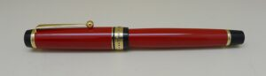 Pilot Custom 845 Vermilion Urushi Fountain Pen