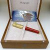 Montegrappa Limted Edition Ten Commandments Red Vermeil Rollerball Pen