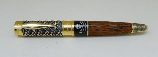 Montegrappa Limited Edition Victory of the Whale Fountain Pen